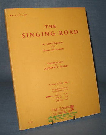 The Singing Road, Volume 1, Medium-Low