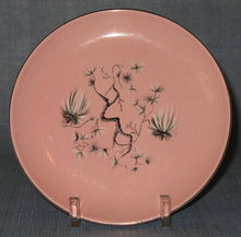 Taylor, Smith, Taylor Dwarf Pine bread plate