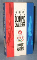 Texaco Presents The Olympic Challenge VCR tape