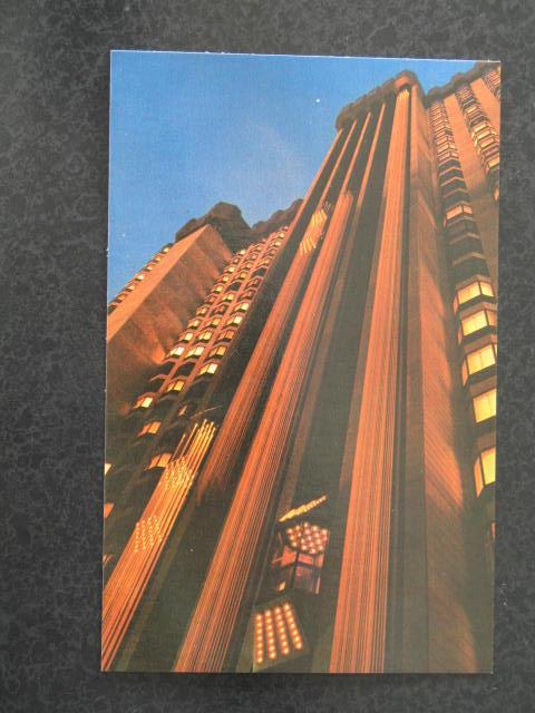 Hotel St. Francis, San Francisco CA postcard