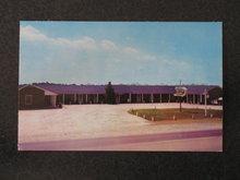 El Reposo Motor Court, Lumberton NC postcard