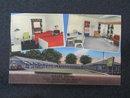 Wildes Motel, Statesboro GA postcard