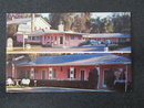 Coral Motor Court, Ocala FL postcard