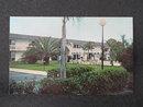 Quality Motel South on the South Terminal Trail, Sarasota FL postcard