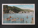 Swimming Pool, Ideal Park, Johnstown, PA  postcard
