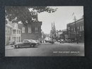 East Main Street, Berlin PA postcard