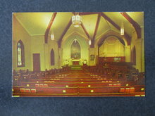 Amity United Church of Christ, Meyersdale,  PA postcard