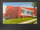 Wyoming Hall, Indiana State College,  Indiana,  PA postcard