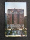 Penn-Sheraton Hotel, Pittsburgh, PA,  postcard