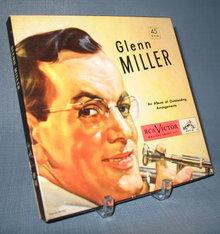 45 RPM Boxed Set : Glenn Miller