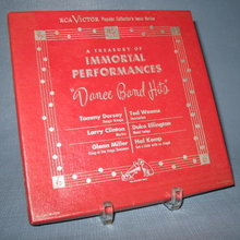 45 RPM Boxed Set : A Treasury of Immortal Performances