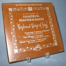 45 RPM Boxed Set : A Treasury of Immortal Performances