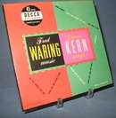 45 RPM Boxed Set : Fred Waring Music / Jerome Kern Songs