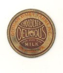 Gehman Dairy Farms Inc., Macungie PA chocolate milk bottle cap
