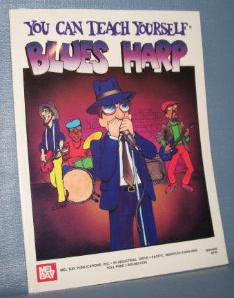 You Can Teach Yourself Blues Harp by Phil Duncan