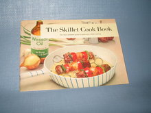 The Skillet Cook Book from Wesson Oil