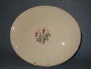 Edwin Knowles Vintage 15 inch oval platter