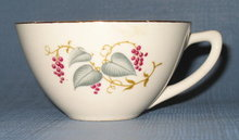 Edwin Knowles Vintage cup