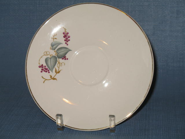 Edwin Knowles Vintage saucer