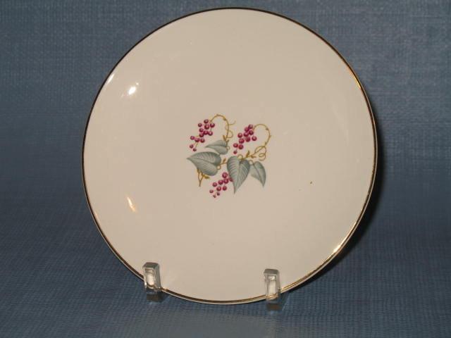Edwin Knowles Vintage bread plate
