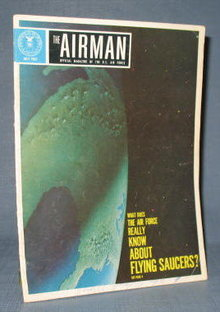 The Airman, July 1967, Official Magazine of the U. S. Air Force