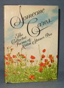 Someone Cares by Helen Steiner Rice