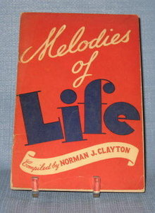 Melodies of Life compiled by Norman J. Clayton