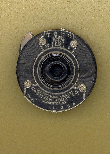 Kodak Kodex Number 0 lens