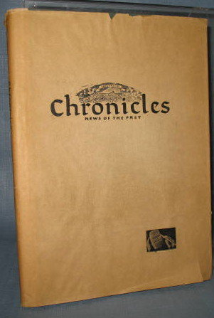 Jerusalem Chronicles : News of the Past in the Days of the Bible (From Abraham to Ezra) published by the Reubeni Foundation, Jerusalem