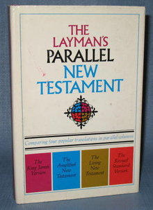 The Layman's Parallel New Testament