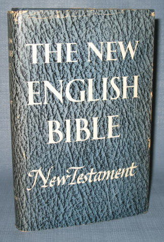The New English Bible New Testament