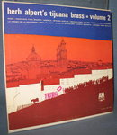 Herb Alpert's Tijuana Brass, Volume Two  33 1/3 RPM  LP record