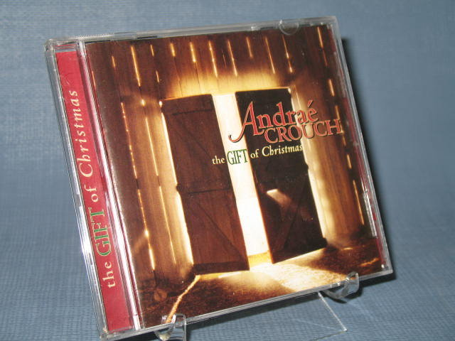 Andrae Crouch : The Gift of Christmas CD