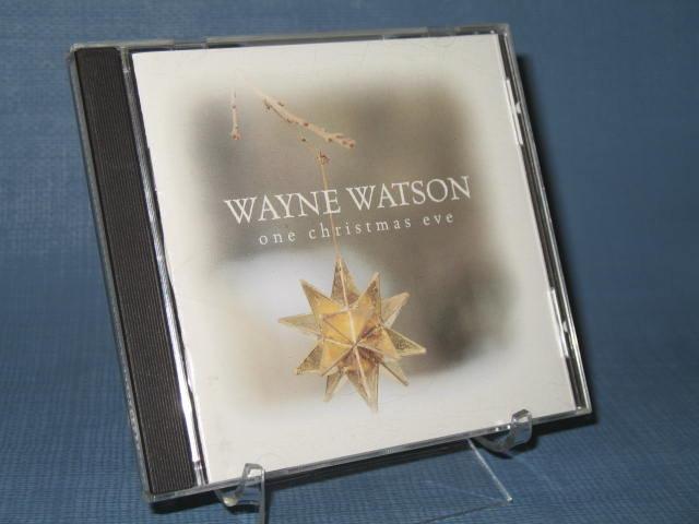 Wayne Watson : One Christmas Eve CD
