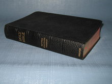 The Holy Bible Revised Standard Version