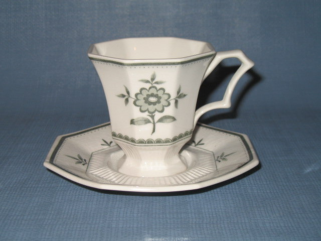 Interpace (Castleton China) Independence Ironstone cup and saucer