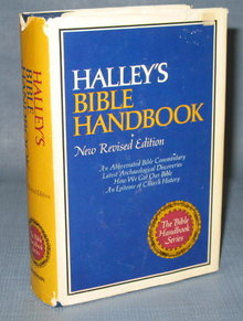 Halley's Bible Handbook, New Revised Edition