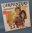 The Carpenters : Christmas Portrait 33 RPM LP