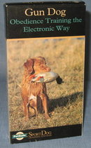 Gun Dog: Obedience Training the Electronic Way VHS cassette