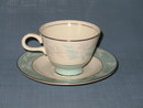 Homer Laughlin Romance cup and saucer