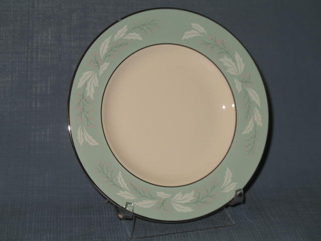 Homer Laughlin Romance bread and butter plate