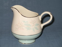 Homer Laughlin Romance creamer