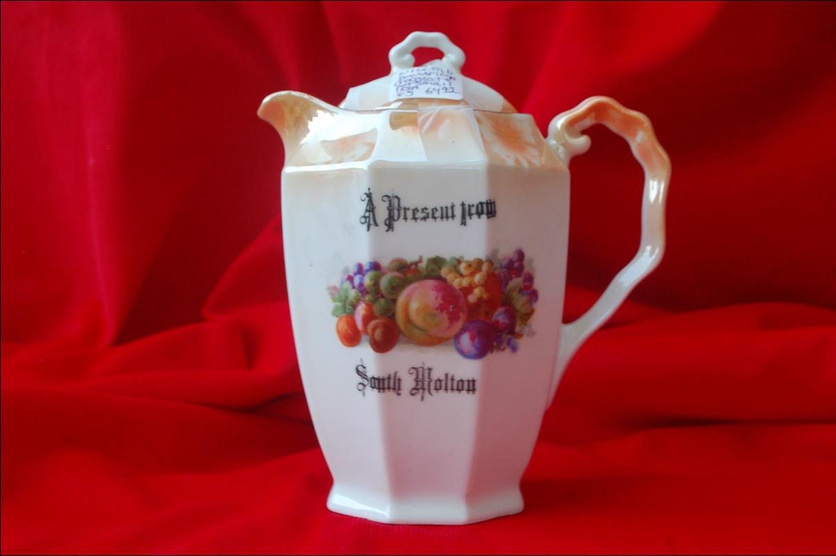 Old Bavarian Chocolate Pot