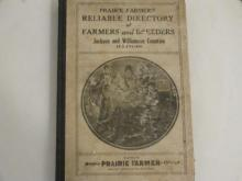 Prairie Farmer's Reliable Directory of Farmers and Breeders, Jackson and Williamson Counties Illinois