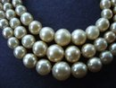 Antique Pearls 3 string