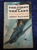 Vintage War Book The First and The Last