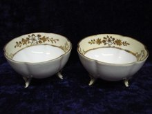 Nippon Miniature Bowls Open Salts