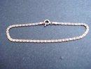 Vintage Sterling Bracelet Italy