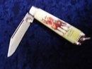 Antique Pocket Knife R C M P