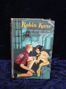 Book by R Kane The Mistery of the Phantom